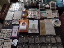 Huge Scrapbook Crafting Lot - Valued over $300 See Description for List of Items