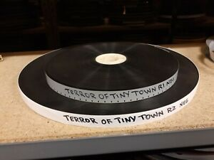 16mm Film The Terror of Tiny Town (1938) Cult Midget Western (16mm Negative) PD!