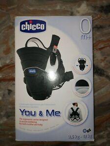 Marsupio CHICCO YOU & ME come NUOVO!