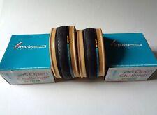 *NOS Vintage VITTORIA SL FREEDOM 'OPEN CHALLANGE' 700 x 20C clincher tyres*