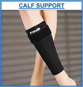 Proline Calf Support Neoprene Medical Brace Health Sport Activity Leg Protection