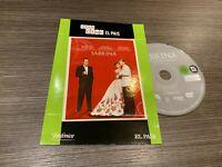 Sabrina DVD Humphrey Bogart Audrey Hepburn William Holden