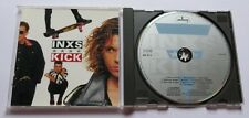 INXS - Kick - CD Album MERCURY 832 721-2 - New Sensation
