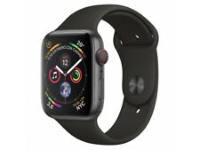 Apple Watch Series 4 GPS + Cellular 40mm Aluminio Gris Espacial Correa Deportiva