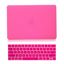 Rubberize Hard Case Shell For 2016 Macbook Pro 15 13 A1706/1708 + Keyboard Cover