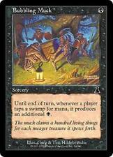 BUBBLING MUCK Urza's Destiny MTG Black Sorcery Com