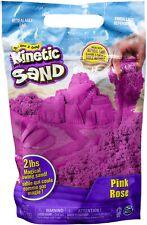 Kinetic Sand 2lb Moldable Natural Kid's Craft Sand Art Pink Rose New 2020