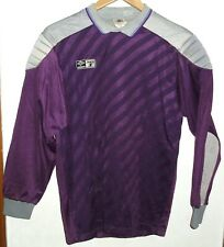 VINTAGE RARE AUTHENTIC FOOTBALL GOALKEEPER SHIRT BY UMBRO No.1 MEDIUM