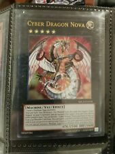 Yugioh-1x-NM-Cyber Dragon Nova - SDCR-EN038 - Ultra Rare - Unlimited Edition