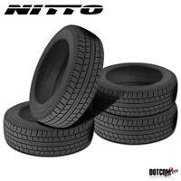 4 X New Nitto NTSN2 Winter 205/70R15 96T Tires
