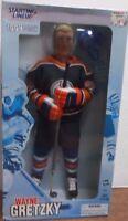 "Wayne Gretzky Edmonton Oilers Starting Lineup 1999 Edition 12"" 062017DBT"