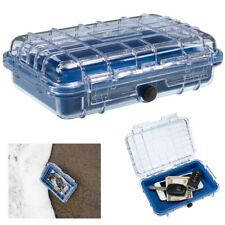 Waterproof Case Dry Carry Box Storage Airtight Cellphone Camera by Lewis N Clark