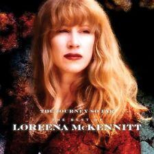 LOREENA MCKENNITT -THE JOURNEY SO FAR-THE BEST OF(LIMITED EDITION) VINYL LP NEUF