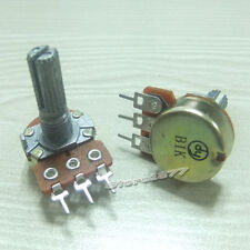 5pcs B1K Linear Taper Rotary Potentiometer  High Quality