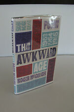 That Awkward Age by Roger McGough UK 1st/1st 2009 Viking Hardcover