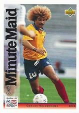 1994 Upper Deck World Cup USA '94 'Enjoy Minute Maid' Single Card Variations