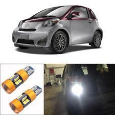 2x Blanco LED 54-SMD 12v Bombillas Lámpara de aparcamiento luz lateral de actualización 501,W5W, T10