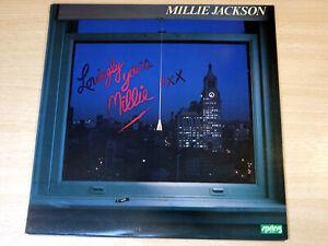 EX/EX !! Millie Jackson/Lovingly Yours/1976 Spring Polydor LP