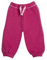 Boys Girls Joggers Jogging Pants Fleece Tracksuit Bottoms PE School Kids Sizes