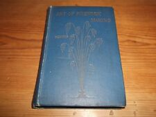 livre art de la FEUX D'artifice faire Thomas Kentish 1905 Pyrotechnist's
