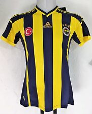 FENERBAHCE 2014/15 S/S HOME SHIRT BY ADIDAS SIZE MEN'S XL BRAND NEW WITH TAGS