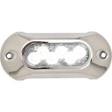 Light Armor White Low Profile Underwater LED Light for Boats - 2,750 Lumens