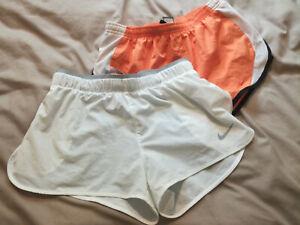 Nike high cut running/gym shorts 2x (medium)
