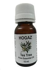Natural Aromatherapy Organic Herbal Pure Tea Tree Oil Essential Oil 15 (ml)