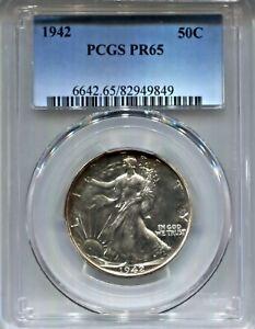 United States - 1942 50c PCGS PR65