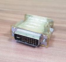 DVI analógico VGA adaptador DVI-I dual link