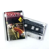 THE MOSSIE Have Heart Have Money Cassette Tape Rap Hip-Hop Rare