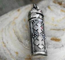 Natürliche Echtschmuck-Halsketten Kreuz