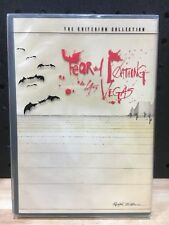 FEAR AND LOATHING IN LAS VEGAS DVD CRITERION COLLECTION - LIKE NEW