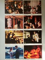 "ORIGINAL 1976 LOBBY CARD SET 10"" x 8"" - THE LAST TYCOON - DE NIRO - NICHOLSON"