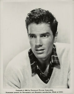 Tom Tryon ~ ORIGINAL 1956 portrait