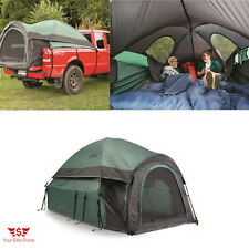 "Truck Camping Tent Pick Up Bed Sleeps 2 Fits Beds 72-74"" 1500mm Water-Resistant"