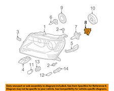 SUZUKI OEM 06-13 Grand Vitara Headlamp-Front Lamps-Adapter 3417533E50