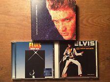 Elvis Presley [3 CD Alben] Moody Blue + Madison Square Garden + Artist of the C