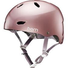 Bern Brighton Helmet Satin Rose Gold Small Urban MTB