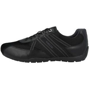 Geox U Ravex C Herren Sneaker low verschiedene Farben Turnschuhe Sportschuhe