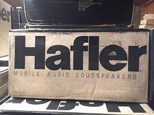 "HAFLER 8"" MOBILE AUDIO SUBWOOFER SPEAKER SYSTEM MAS-88S FEATURING ML88S WOOFER"