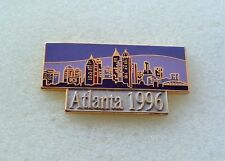 Olympic Games Atlanta 1996. City Picture. Pin
