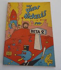 LES  PIEDS NICKELÉS      N° 51    édition originale      mar11