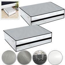 2 x Unterbett Kommode Unterbettbox Box Unterbettkommode Unterbett Aufbewahrung