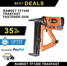 Ramset Tf1200 Trakfast Fastener Gun Brand New Fast Ship