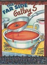 GARY LARSON  =  THE FAR SIDE GALLERY 5  =  {CARTOONS}  =