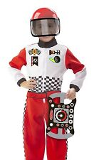 Melissa & Doug - Race Car Driver Costume