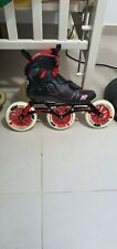 K2 Mod 125 Marathon Inline Skates Elite Speed. Only used once.