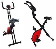 Esercizio BICI PIEGHEVOLE MAGNETICA esercizio x bici-Bike Fitness Allenamento Ginnastica