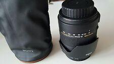 Sigma 18-250 mm F3,5-6,3 DC Macro OS HSM Objektiv (62 mm Filtergewinde) für Sony